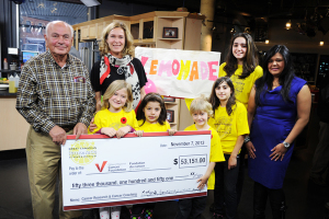 201 3Lemonade Cheque