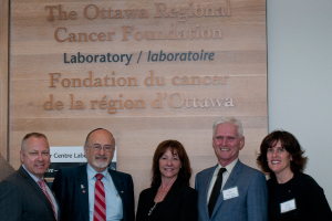 2014 the Ottawa Hospital Dedication