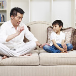 Talking to your children about your cancer diagnosis