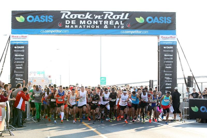2014 Montreal Rock n Roll Half Marathon