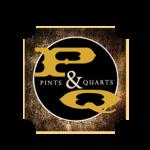 P & Q logo