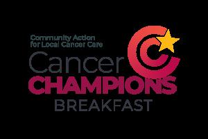Cancer Champions Breakfast Logo
