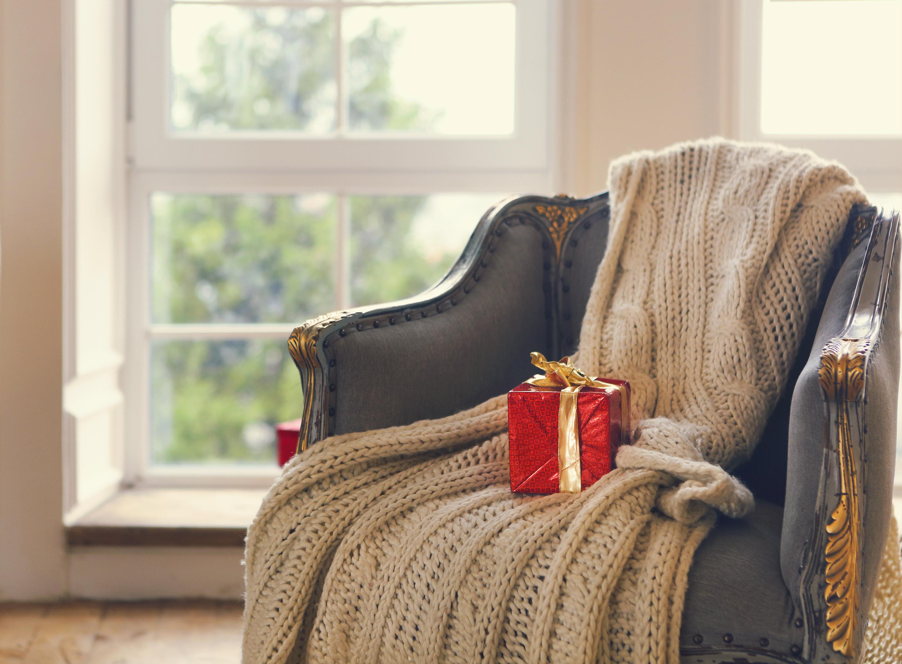 Blanket-in-Chair