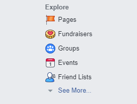 FB Fundraisers